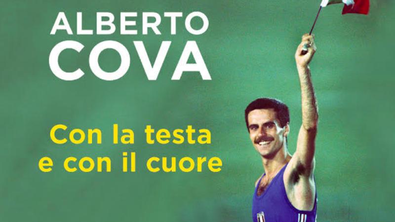 """L'intervista ad Alberto Cova: """"Nel libro vi racconto tutte le mie emozioni"""""""