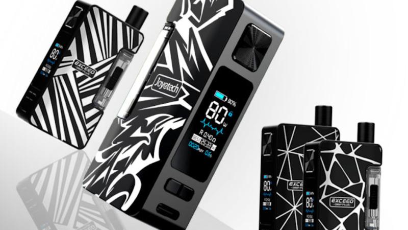 La rivoluzione Exceed Grip: in arrivo i due nuovi dispositivi Joyetech