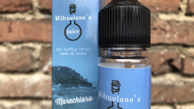 Marechiaro: il nuovo mix vincente di Vitruviano's Juice