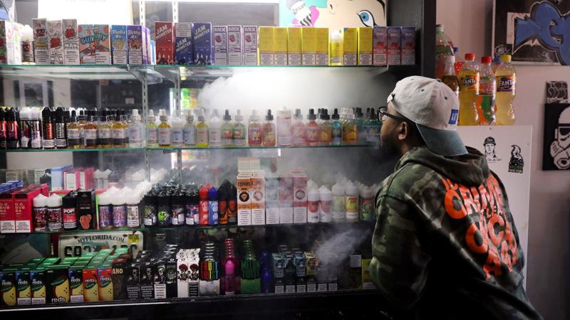 Sondaggio USA: la maggior parte dei vapers americani sono ex fumatori