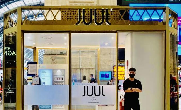 L'estate di Juul: il brand americano lancia sul mercato italiano due nuovi aromi