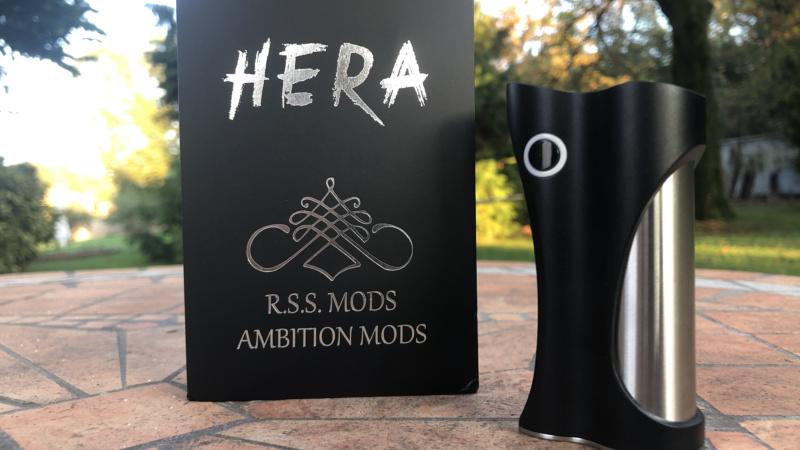Hera box mod: design e tecnologia alla portata di tutti