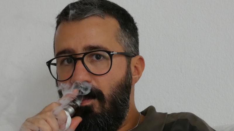 Svapo di Guancia, l'intervista a Stefano 'Il Conte' Gargaglione