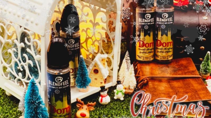 Dom e Talius, le dolci novità di Natale di Blendfeel