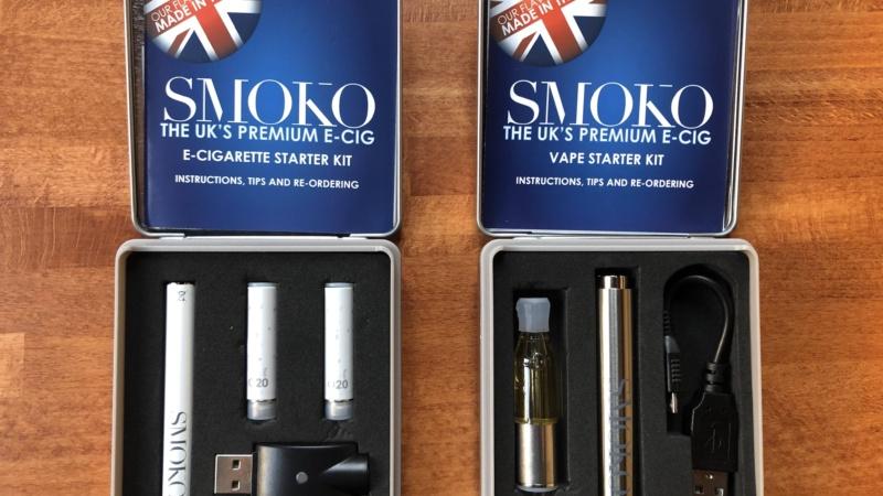 Smoko: dall'Inghilterra la soluzione per smettere di fumare