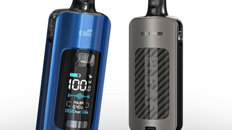 iStick P100, la super pod mod di Eleaf