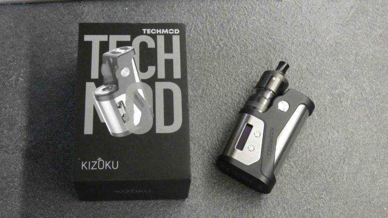 Kizoku punta su Techmod: la box mod dal design accattivante