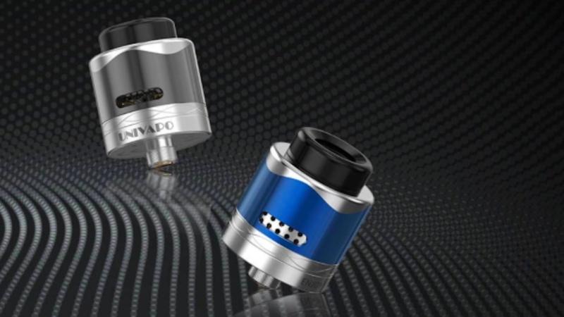 Univapo presenta Symba RDA: il primo atomizzatore ibrido per mesh e coil