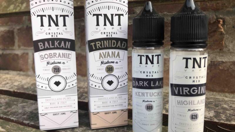 """Simone Stoppa: """"Passione, ricerca e sviluppo, ecco come sono nati i nuovi distillati TNT Vape"""""""