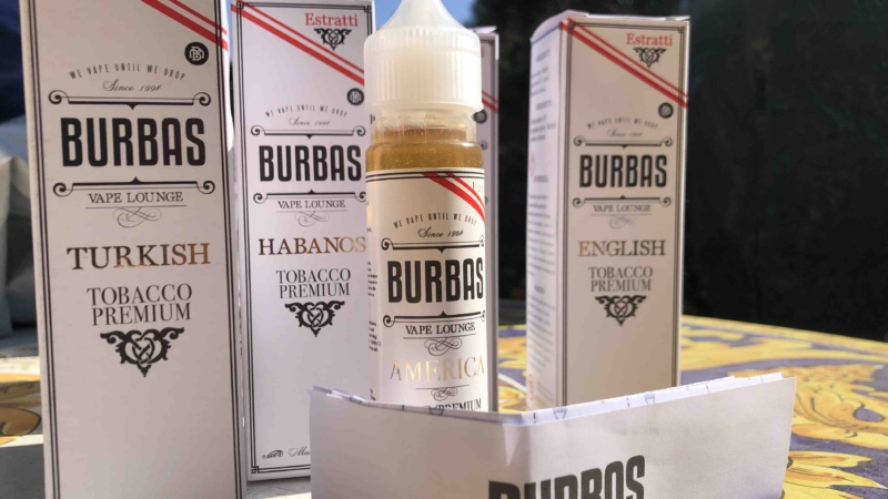 Gli estratti di Burbas: eccellenza unica nata dalla passione per i tabacchi