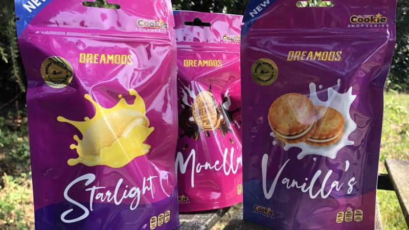 Dreamods accende la passione per il biscotto con Starlight, Vanilla's e Monella