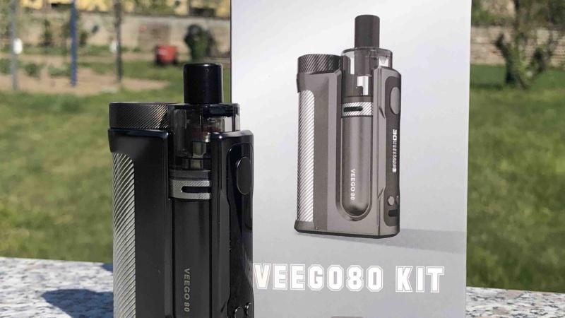 'Not just a pod mod': Nevoks lancia la sfida con il kit Veego 80