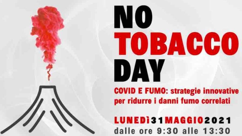 Giornata Mondiale Anti Fumo, a Catania (e in streaming) l'evento CoEHAR: la 'iena' Matteo Viviani intervista il Prof. Polosa