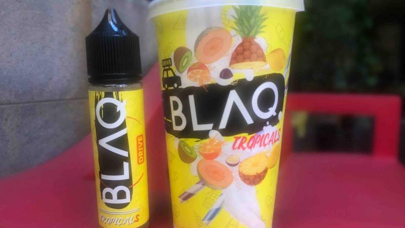 Blaq Vapor aggiunge un altro flavor alla linea Drive: è il dolce e fresco Tropicals