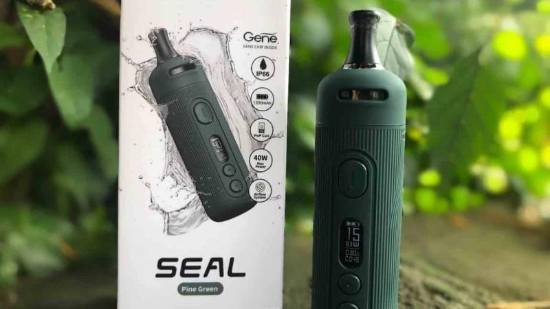 Voopoo presenta Seal: stile accattivante, dimensioni contenute e resistente a urti, polvere e acqua