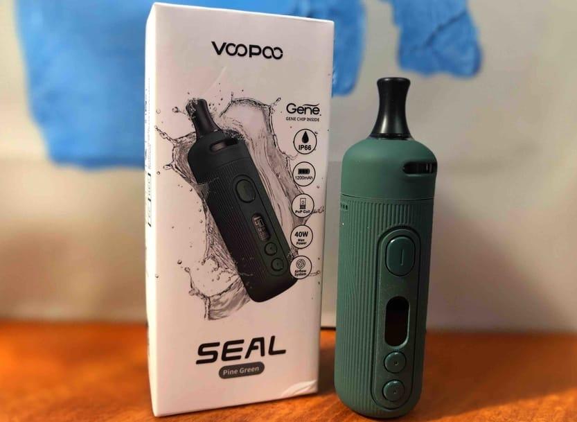 Voopoo presenta Seal