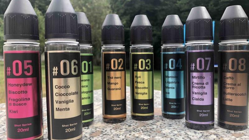 To Be Pharma e la linea 0861: otto nuovi aromi di qualità tutti da provare